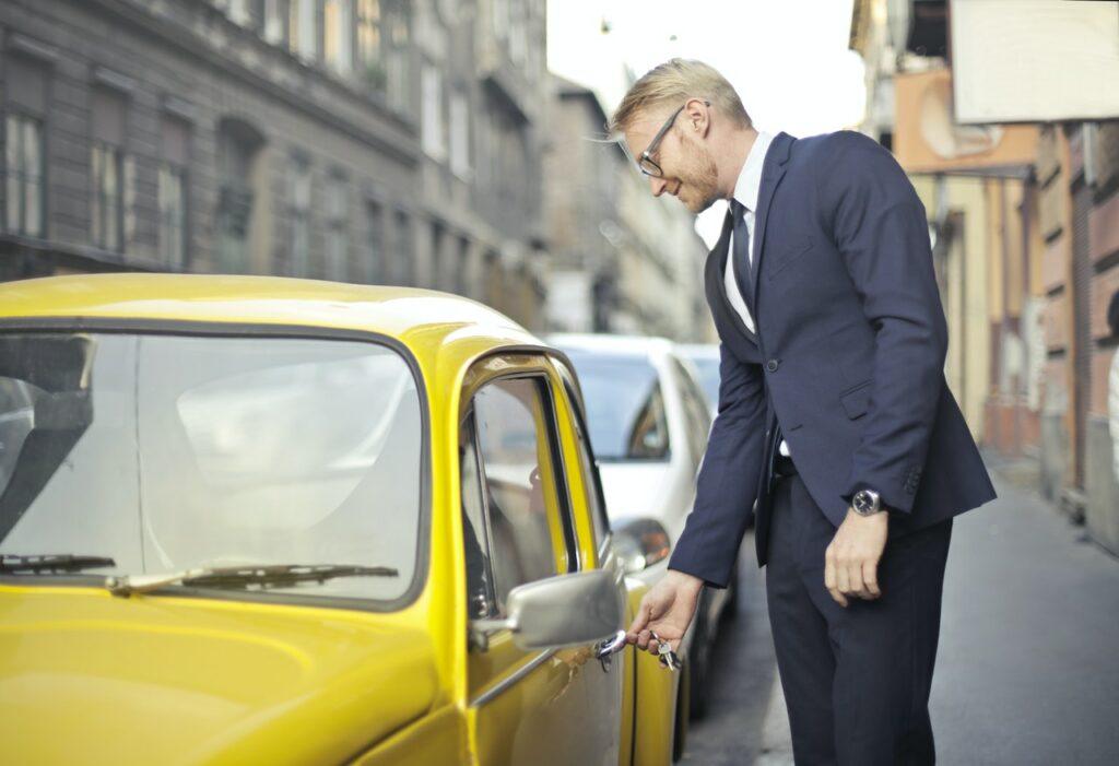 Garantie pour une voiture achetée à un particulier